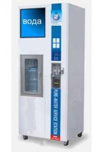 Вендинговый автомат по продаже воды в розлив модель А (БИЗНЕС)