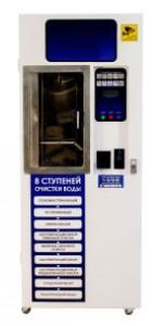 Автомат для продажи воды в тару покупателя Подъезд