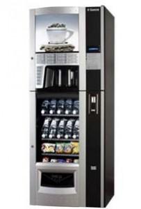 Торговый автомат Saeco Diamante нов.