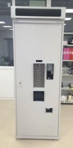 Уличный термобокс для кофейного автомата